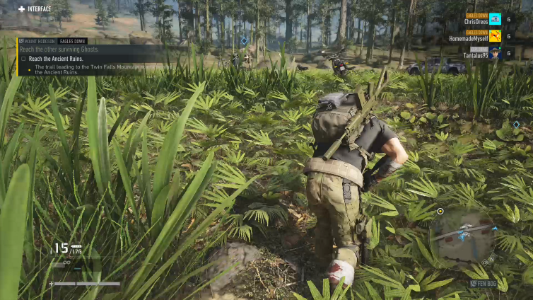 ChrisOreos playing Tom Clancy's Ghost Recon® Breakpoint Online Technical Test