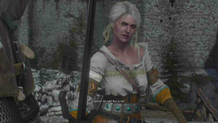 GR3ML1N K1NG playing The Witcher 3: Wild Hunt - Game of the Year Edition